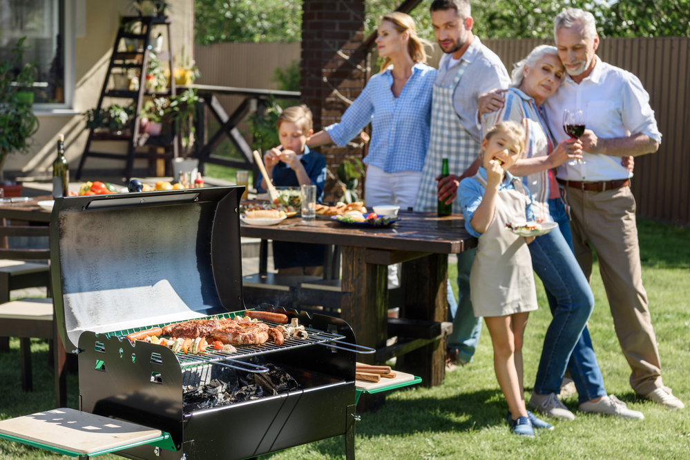 Keep Bees, Wasps and Hornets away from the family barbecue
